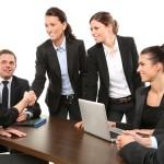 Presentation de collegues en alternance